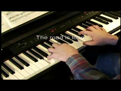 Love Lift Us Up Where We Belong - Piano