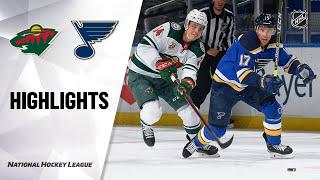 Wild @ Blues 5/12/21 | NHL Highlights