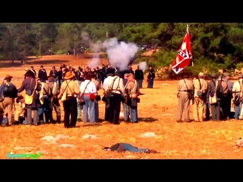 Reenactment 1864, Lee vs. Grant at Cold Harbor and N. Anna R