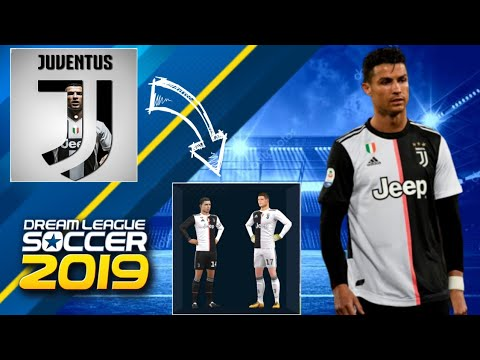 the latest 19a3d 73406 How to get Brand New Juventus Kits in Dream League Soccer 2019