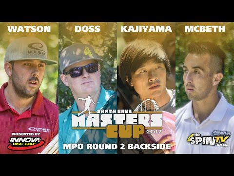 MPO Round 2 Backside 2017 Masters Cup Presented by Innova (W