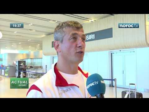 ACTUAL SPORT MOLDOVA cu Mihai Burciu // 17 mai 2017