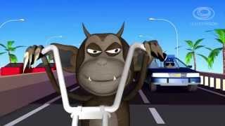 El mono Moto Loco - Canciones de María Elena Walsh