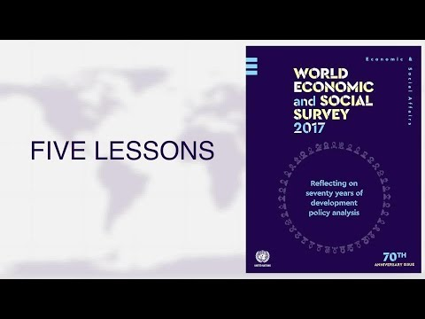 70 Years of World Economic and Social Survey