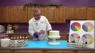 How To Use Food Coloring in Cake Decorating | Global Sugar Art