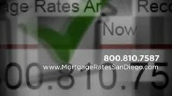 Best Mortgage Broker San Diego CA Mortgage Brokers