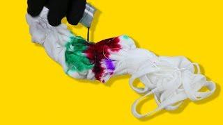 Diseños tie-dye que querrás hacer: 3 ideas para darle color a tu ropa