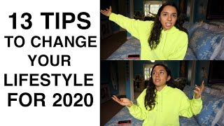 13 tips to make a lifestyle change for 2020   your life, meditation, gym, healthy habits