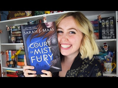 A COURT OF MIST AND FURY BY SARAH J MAAS BOOKTALK