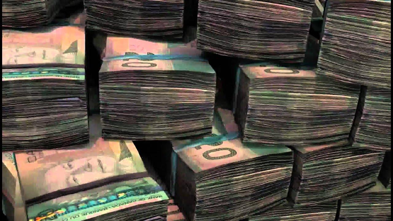 Falling Weed Wallpaper Cash Money Canadian Dollar Dollar Bills Yo Youtube