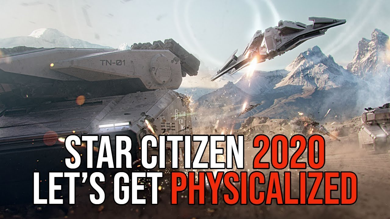 Star Citizen The Most Important Features For 2020 Youtube