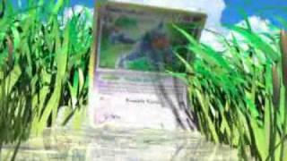 Pokemon Traiding Card Game Diamond and Pearl Mysterious Treasures Trailer