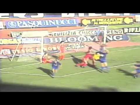Serie A 1985-1986, day 10 Pisa - Como 4-1 (2 Baldieri, Maccoppi, Kieft, Mariani)