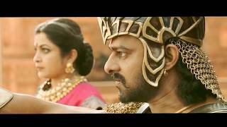baahubali 2 amazing interval scene