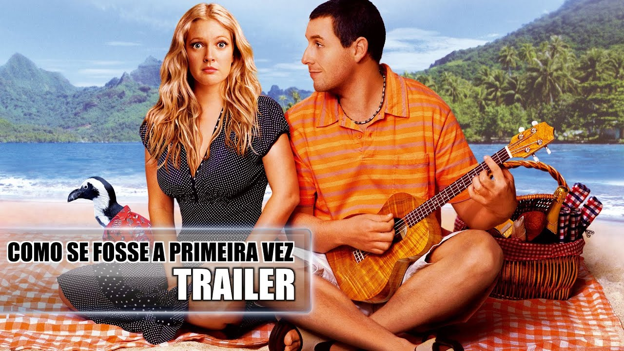 50 first dates trailer in Brisbane