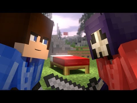 Bed Wars: Part 1 (Minecraft Animation) [Hypixel]