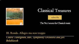 Johannes Brahms - III. Rondo. Allegro ma non troppo