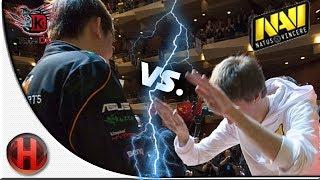 Dota 2 - DK.MuShi- vs. Na'Vi.Dendi