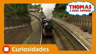 Thomas e Seus Amigos: Locomotivas