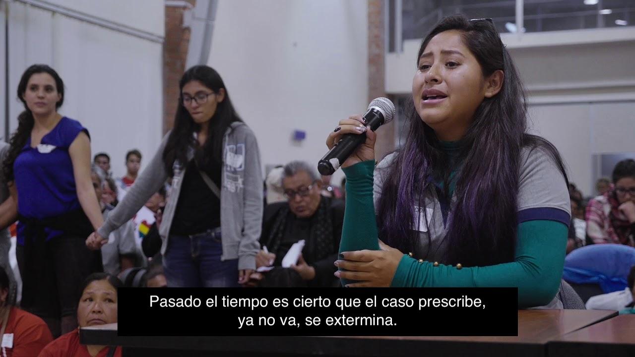 171 Periodo de Sesiones CIDH - Sucre, Bolivia