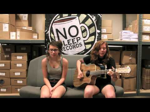 No Sleep Records' Warehouse Sessions 004 Featuring Reba and Kimi of Adventures