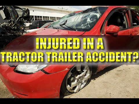 Atlanta Personal Injury Lawyer: Injured in a Truck Accident in Georgia?