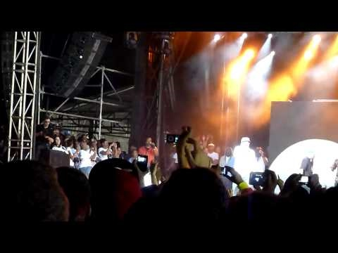 A Tribe Called Quest  Award Tour   at Rock the Bells 2010 in NYC