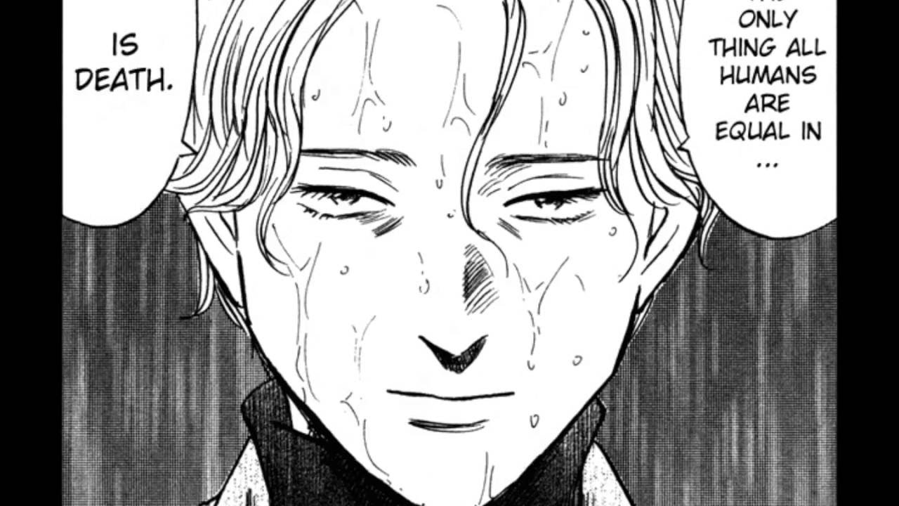 Johan Liebert tribute - YouTube