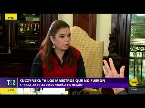 Todo Se Sabe │Entrevista al presidente de la República Pedro Pablo Kuczynski