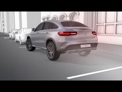 Mercedes Benz Gle Coupe >> GLE Coupé: 360° camera - Mercedes-Benz original - YouTube