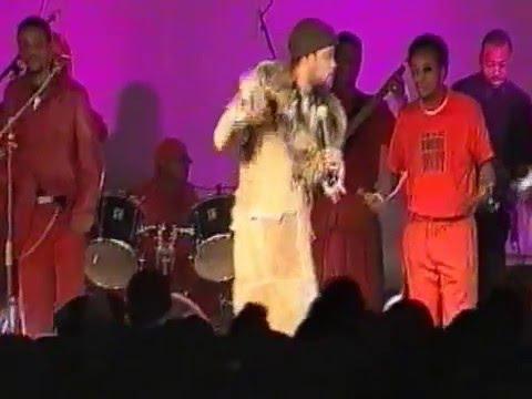 Koffi Olomide Concert d'aurevoir Paris 2002 (Partie 1)