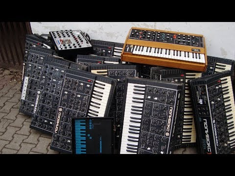 Analogia.pl: Poland's Vintage Synth Experts (Electronic Beats TV)