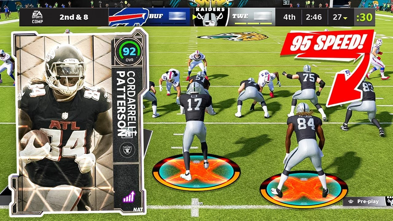 Download The FASTEST PLAYER in MADDEN! OMG Madden 22 gameplay