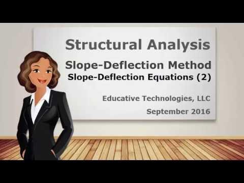 SA29: Slope-Deflection Equations (Part 2)