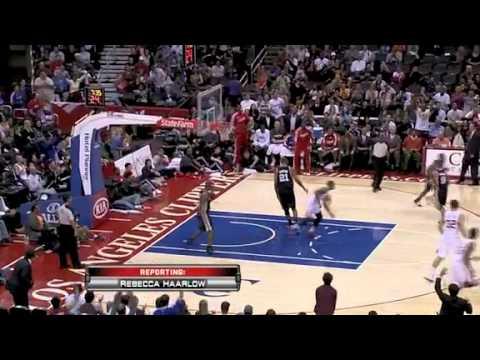 Eric Gordon dunks on James Anderson