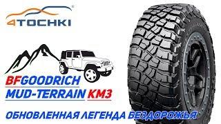 видео BFGoodrich Mud Terrain T/A KM2