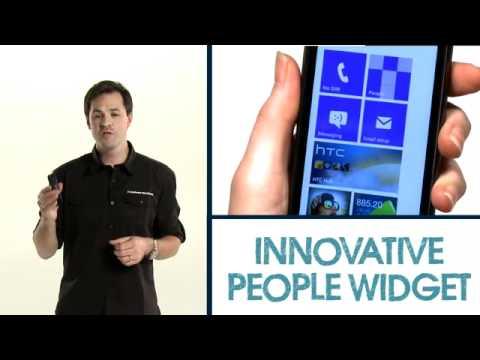 HTC 7 Trophy - The Carphone Warehouse - eye openers