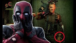 DEADPOOL 2, CABLE por FIN REVELADO