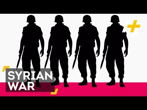 Why Won't Anyone Stop The War In Syria?