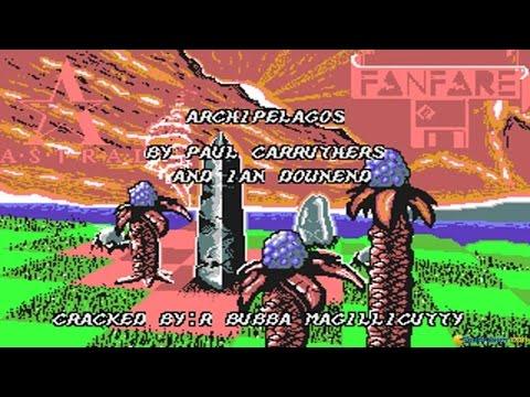 Archipelagos gameplay (PC Game, 1989) thumbnail