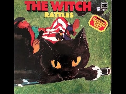 The Rattles  The Witch Full Album