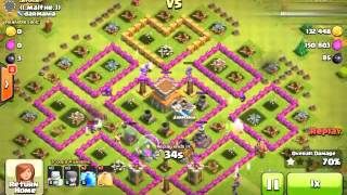 Jasa Bot Clash of Clans - Troops deployment