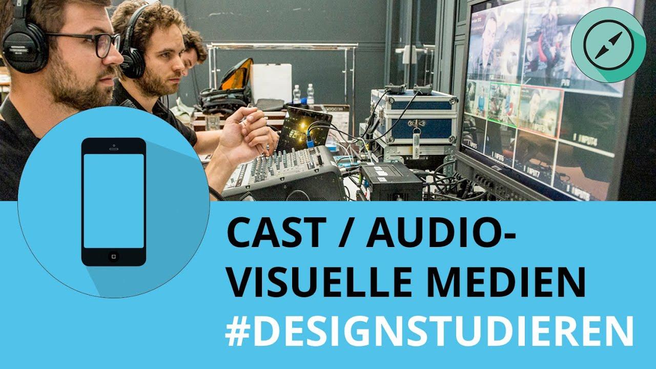 Audiovisuelle Medien Studieren
