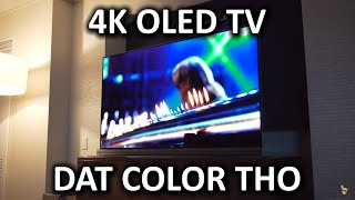 LG's Best! Super Thin 4K OLED Signature TV - CES 2016
