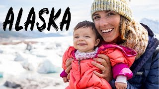 Hiding TREASURE in Alaska!