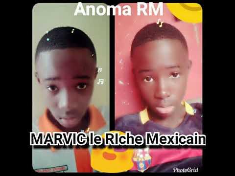 MARVIC le Riche Mexicain