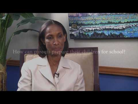 A new school year with Education Officials Lynette Monteith