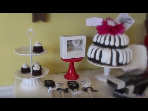 Lubbock Bakery Offers Unconventional Delicious Wedding Cakes