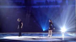 Davis and White - Someone Like You - Fashion on Ice