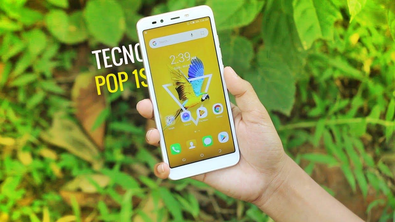 Tecno Pop 1s Price in Pakistan, Detail Specs - Hamariweb